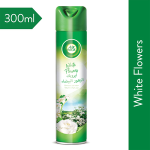 Airwick Air Freshener White Flowers 300ml