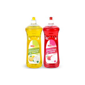 Lulu Dishwash Liquid Assorted 2 x 1Litre