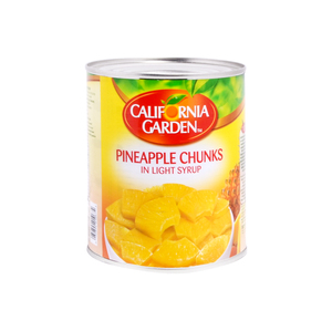 California Garden Pineapple Chunks in Syrup 825g