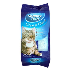 Snappy Tom Cystan Clean Cat Litter 2kg