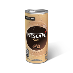 Nescafe Ready To Drink Latte Chilled Coffee 240ml