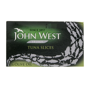 John West Tuna Slices In Olive Oil 120g