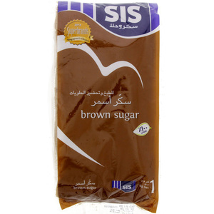 Sis Brown Sugar 1 Kg