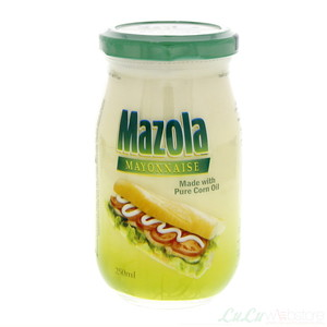 Mazola  Mayonnaise Corn Oil 237ml