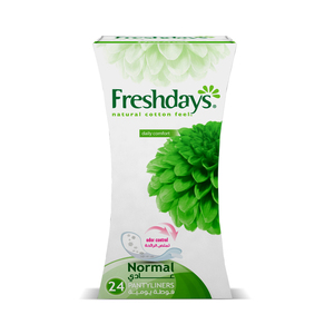 Freshdays Daily Liners Normal 24pcs