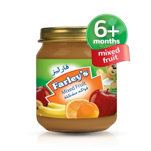 Farley's Mixed Fruits Baby Food 120g