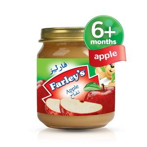 Farley's Apple Baby Food 120g
