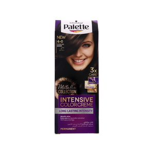 Palette Intensive Colour Cream 4-0 Sparkling Brown 1pkt