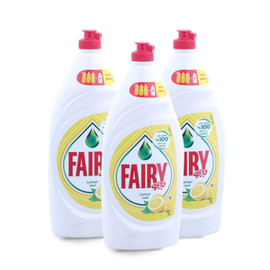 Fairy Liquid Assorted 3 x 1Litre