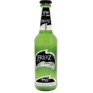 Freez Lemon Mint Sparkling Water 275ml