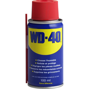 WD40 Lubricant Oil 100ml