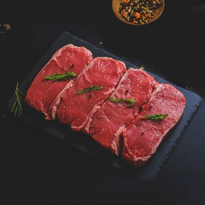 New Zealand Beef Striploin 500g Approx. Weight