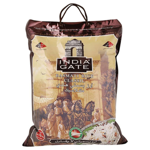 India Gate Basmati Rice Classic 10kg