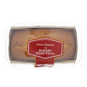 Lulu Vanilla Loaf Cake 1pc