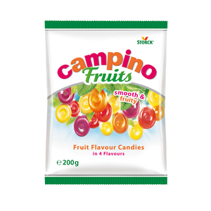 Storck Campino Fruit Candy 200g
