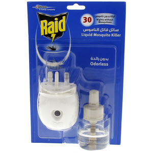 Raid Liquid Mosquito Killer 30 Nights