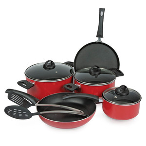 Premier Non Stick Cookware Set 10pcs