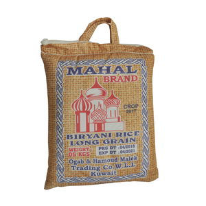 Mahal Biriyani Rice Long Grain 5kg