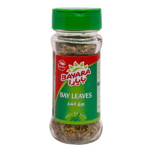 Bayara Chopped Bay Leaves 100ml