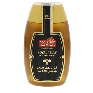 Nectaflor Royal Jelly In Acacia Honey 250g