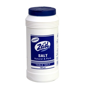Zad Table Salt 700g
