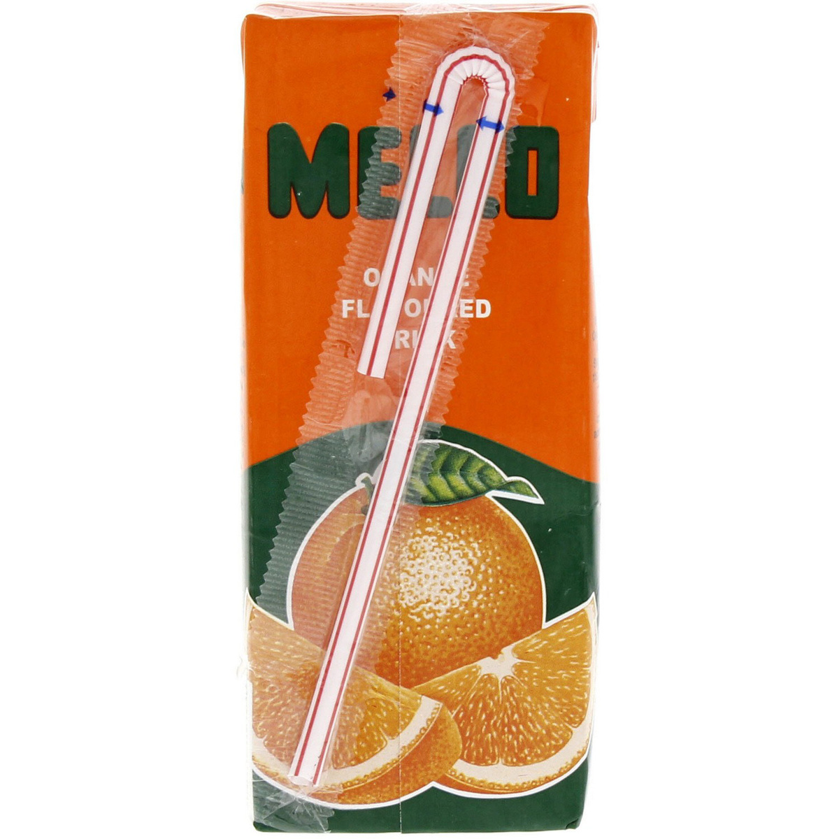 Melco Orange Flavoured Drink 250ml x 27 Pieces