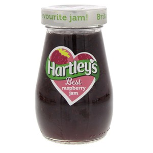 Hartley's Best Raspberry Jam 340g