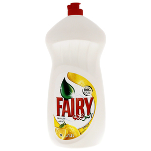 Fairy Lemon Dishwashing Liquid 1.5Litre