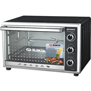 Elekta Electric Oven with Rotisserie EBRO-443(K) 45Ltr