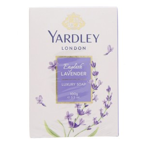Yardley Soap English Lavender 100g