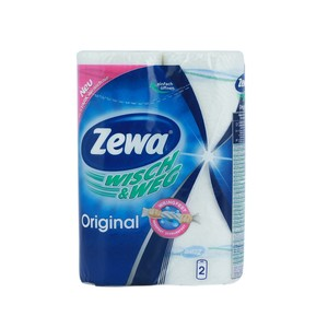 Zewa Original Kitchen roll 2pcs