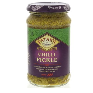 Patak's The Original Hot Chilli Pickle 283g