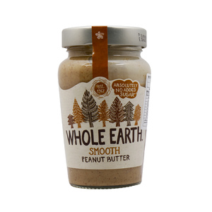 Whole Earth Smooth Original Delicious Peanut Butter 340g