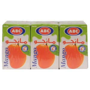 ABC Mango Nectar 250ml x 6pcs