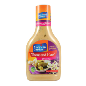 American Garden Thousand Island 473ml