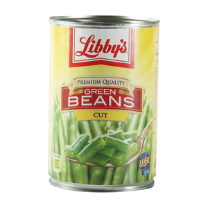 Libby's Cut Green Beans 411g