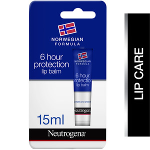 Neutrogena Lip Balm Norwegian Formula 6-Hour Protection 15ml