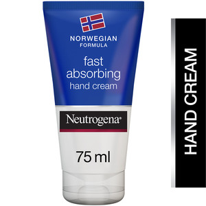 Neutrogena Hand Cream Norwegian Formula Fast Absorbing Light Texture 75ml