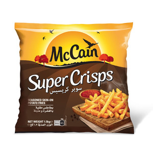McCain Super Crisps Fried Potatoes 1.5kg