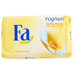 Fa Yoghurt Vanilla Honey Cream Soap 125g