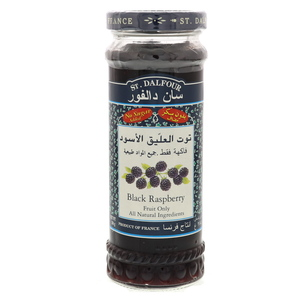 ST.Dalfour Black Respberry Spread 284g