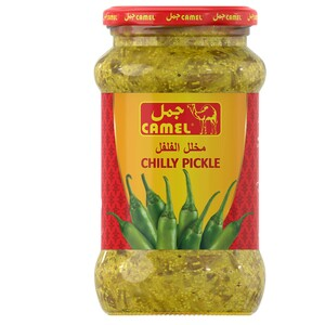 Camel Chilly Pickle 380g