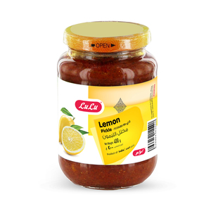 Lulu Lemon Pickle 400g