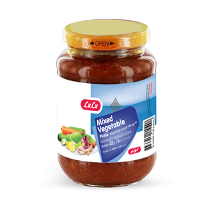 Lulu Mixed Vegetable Pickle 400g