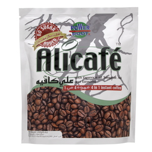Power Root Alicafe With Essence Of Tongkat Ali And Ginseng 4 In 1 Instant Coffee 12g