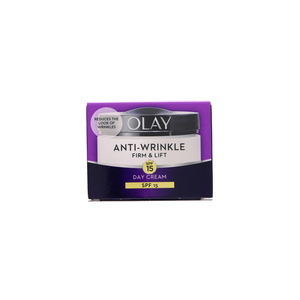 Olay Anti-Wrinkle Firm & Lift SPF 15 Day Cream 50ml