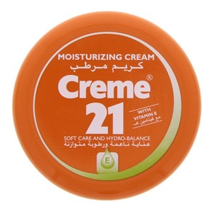 Creme 21 Moisturizing Cream 250ml