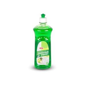 Lulu Dish Wash Liquid Apple 500ml