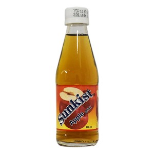 Sunkist Apple Drink NRB 200ml