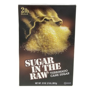 Sugar In The Raw Turbinado Cane Sugar 907 Gm